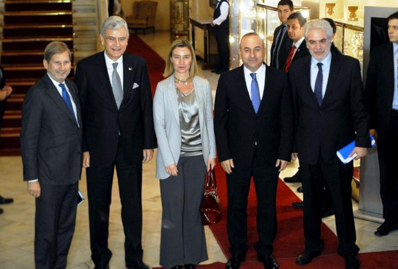 La Turquie et l'UE : L'instant Kodak