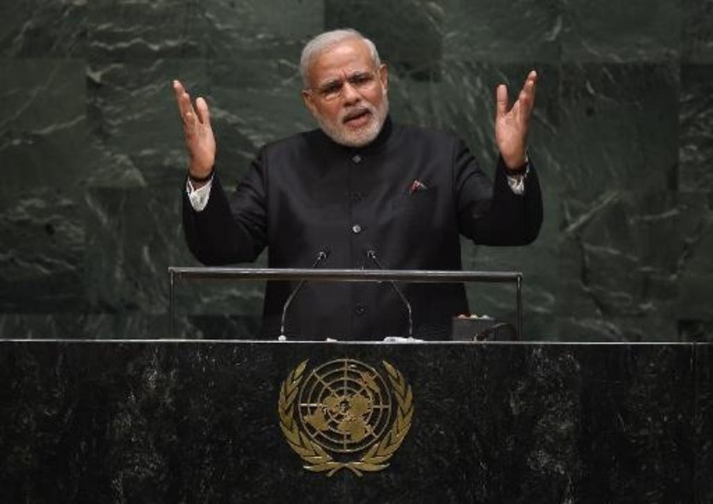 Fin du vote systématique de soutien de l'Inde aux palestiniens