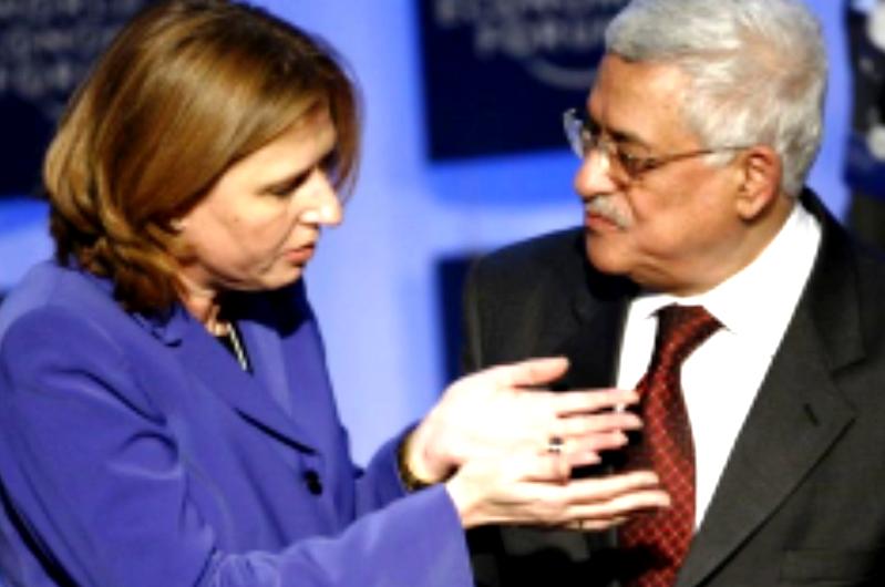 Livni révèle le rôle pivot de Mahmoud Abbas dans le sabotage des pourparlers de paix parrainés par les américains.
