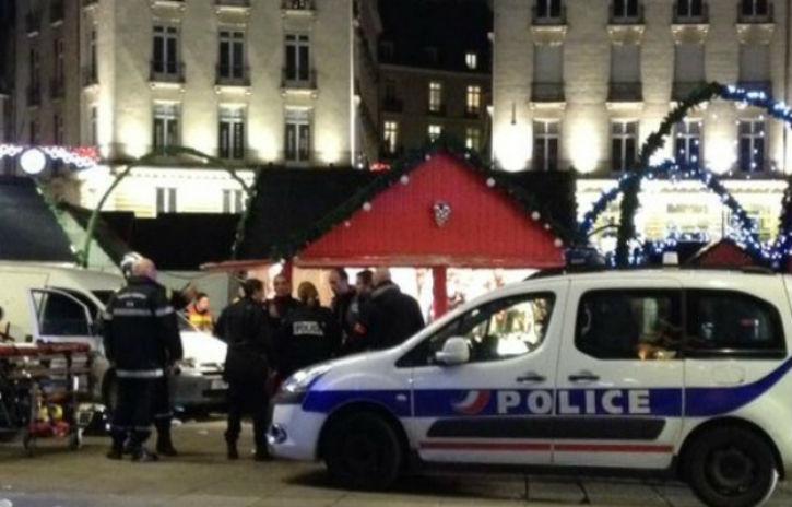 Attentat à Nantes à la voiture bélier: le forcené criait «Allah Akbar» en fauchant 9 personnes au marché de Noël ! Un «déséquilibré» ou un islamiste ?