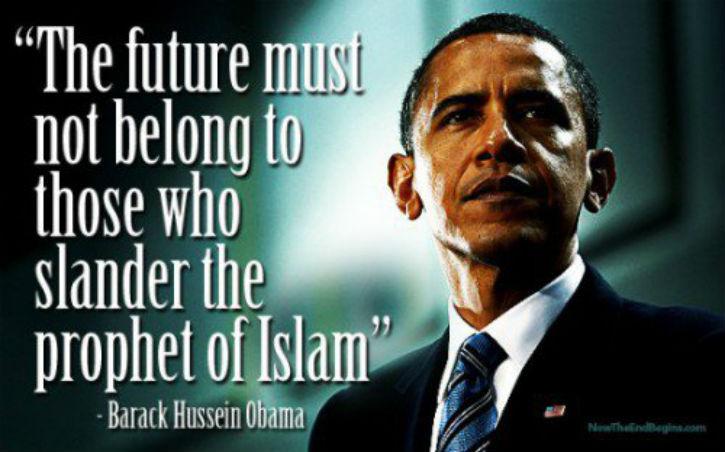 Obama : jamais un Président américain n'a fait autant pour l'islam radical