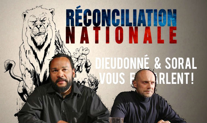 Scoop: Le parti politique de Soral et Dieudonné «Réconciliation Nationale» n'existe pas. Nouvelle escroquerie ?