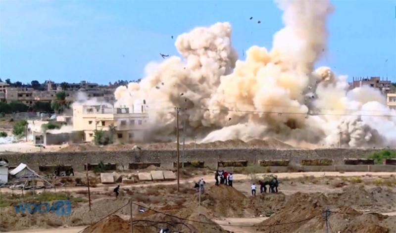 Les arabes de Gaza fuient le Hamas et demandent à Israël de les emprisonner