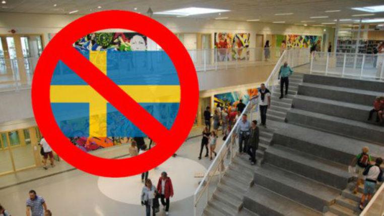Suède: drapeau suédois interdit dans une école pour ne pas offenser