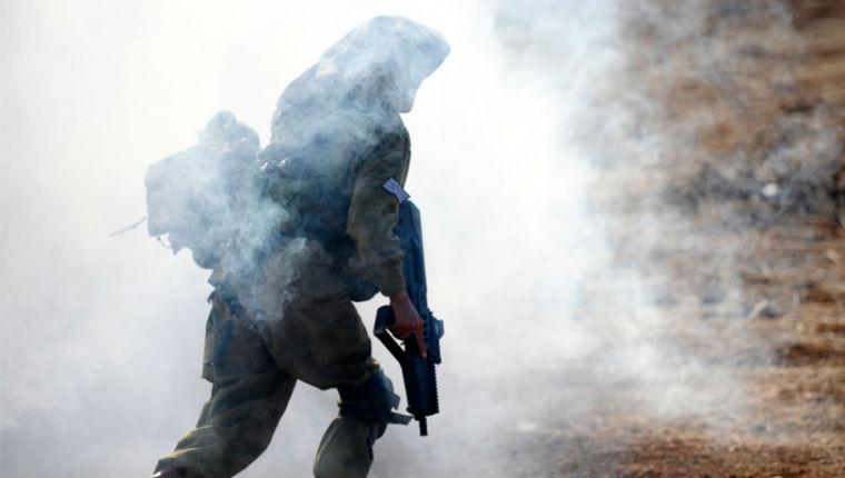 Alerte Info : Un soldat blessé par des tirs de snipers à la frontière de Gaza