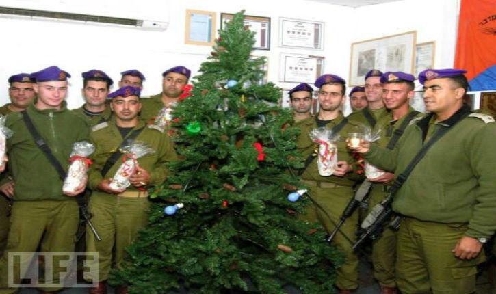 Netanyahu salue les soldats chrétiens de Tsahal : « Nous sommes des frères ! », par Ryan Jones