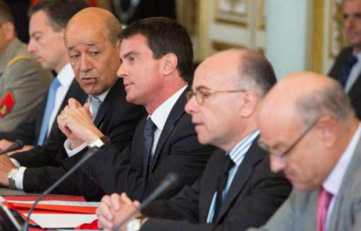 Nantes, Joué, Dijon: réunion d'urgence du gouvernement pour trois dingos