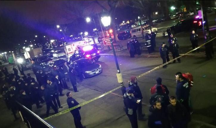 [Vidéo] New-York: un juif poignardé par un noir américain au 770, Centre Loubavitch