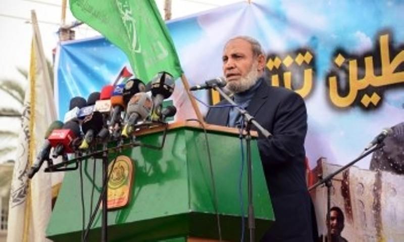 Le Hamas: 'Nous n'allons pas nous contenter d'un Etat palestinien dans les lignes de 1967'