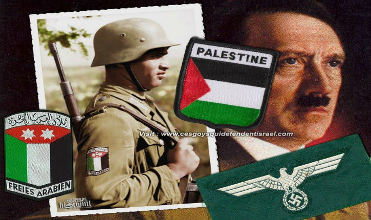 Origines du nationalisme moderne palestinien à l'usage des occidentaux