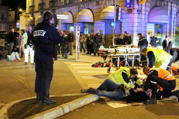 Attentat à Dijon: Neuf piétons fauchés par un chauffard au nom de «la Palestine» et «Allah Akbar» ! Comme à Jérusalem !