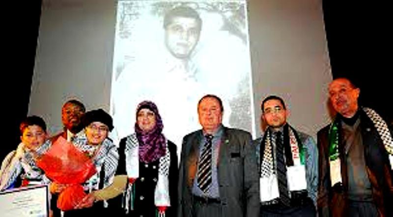 Le terroriste palestinien, assassin d'un Ministre Israélien n'est plus citoyen d'honneur de Bezons (grâce au BNVCA)