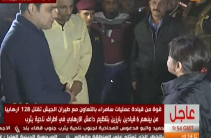 Des victimes du terrorisme confrontent des détenus de l'Etat islamique à la télévision irakienne