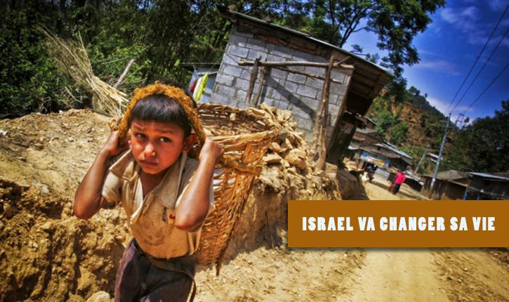 Inde: Israel s'attaque au travail des enfants