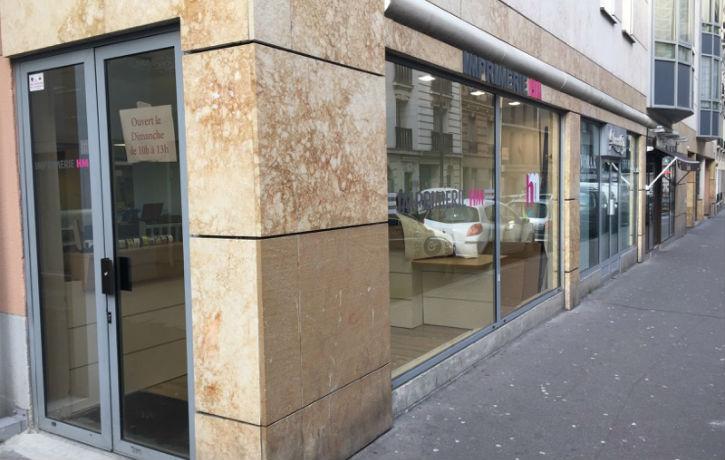 Paris: Nouvelle agression commise dans le 19ème contre une imprimerie repérée comme appartenant à un juif