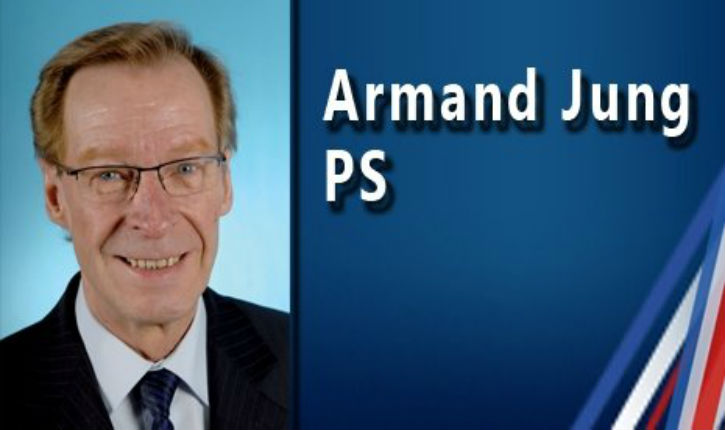 Député PS Armand Jung/Etat palestinien : «Pourquoi je ne voterai pas cette résolution»