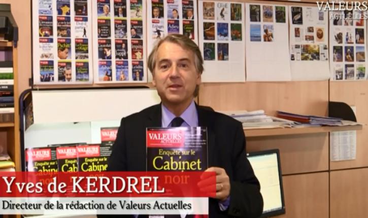 Les chrétiens et les juifs de France sont de plus en plus montrés du doigt,  par Yves de Kerdrel