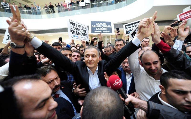 [Vidéo] Derniers développements  sinistres en Turquie : arrestation massive de journalistes