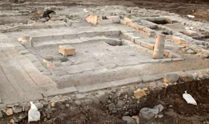 Archéologie : La Synagogue où Jésus aurait prêché découverte sur les rives occidentales de la Mer de Galilée