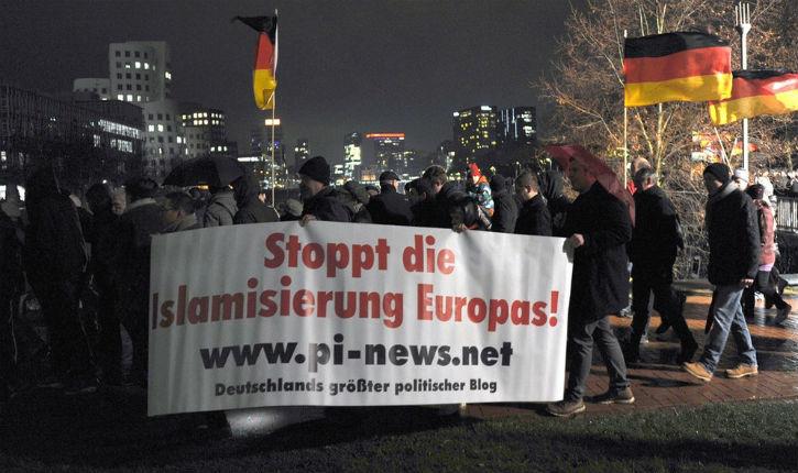 [Vidéo] La moitié des Allemands sont favorables aux manifestations contre l'islamisation