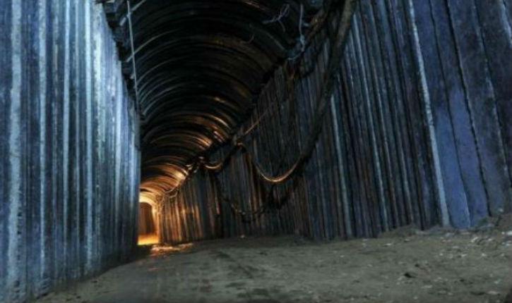 [Vidéo] Le Hamas a repris la construction des tunnels terroristes