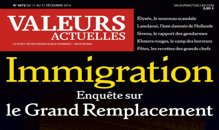 Immigration : le tabou du « grand remplacement »