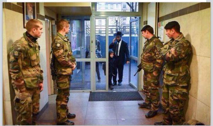 20% d'absentéisme dans les écoles juives de Paris