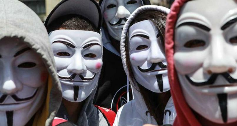Charlie Hebdo : Anonymous déclare la guerre aux djihadistes sur Internet