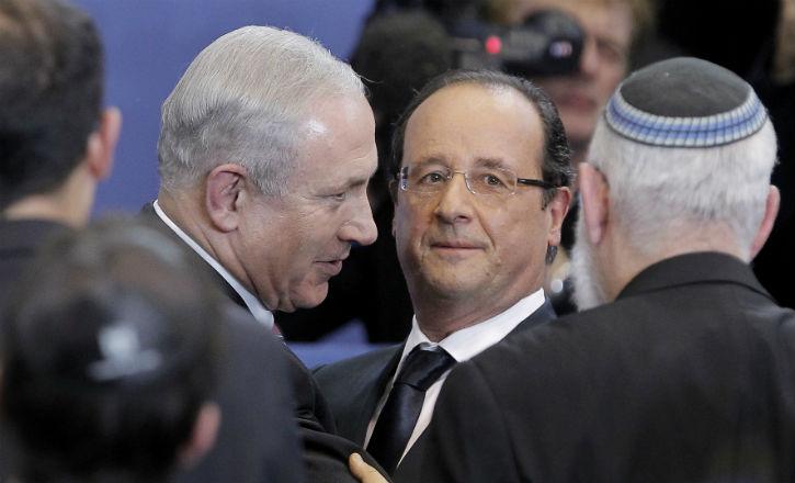 Vouloir humilier Binyamin Netanyahou, c'est bien le «déshonneur» de la France