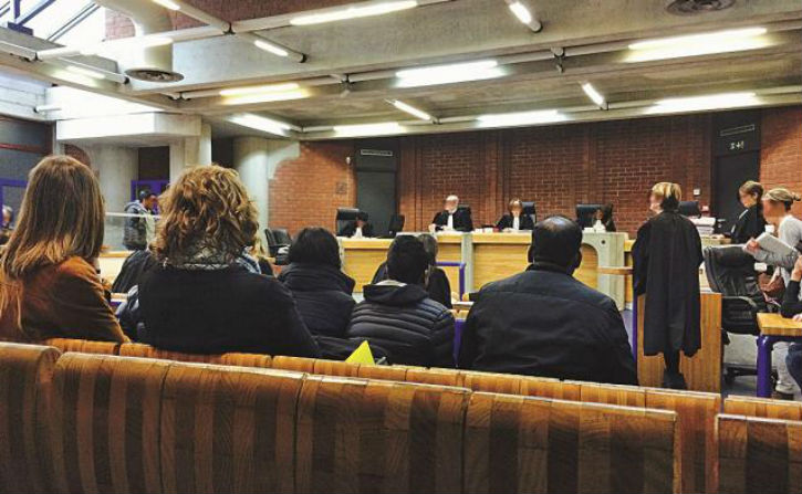 Bobigny des policiers menac s au nom d 39 allah vous allez for Chambre 13 tribunal bobigny