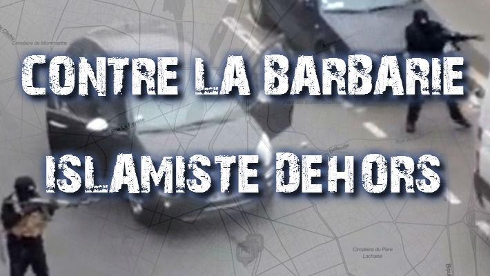 Pétition pour expulser tous les djihadistes et islamistes du territoire français et les déchoir de la nationalité française
