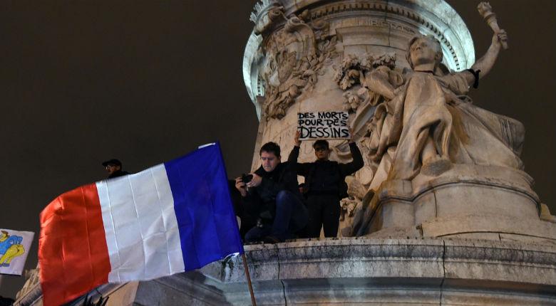Collectif «Charlie-Résistance» : Appel à la mobilisation générale