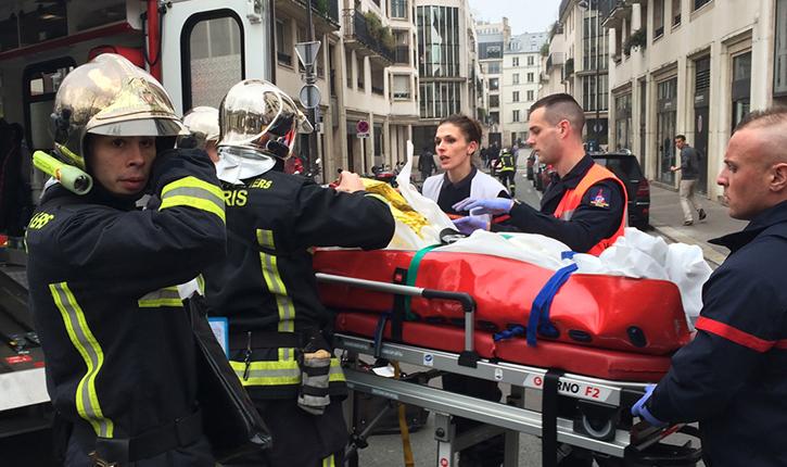 Charlie Hebdo 12 morts: déjà la censure frappe
