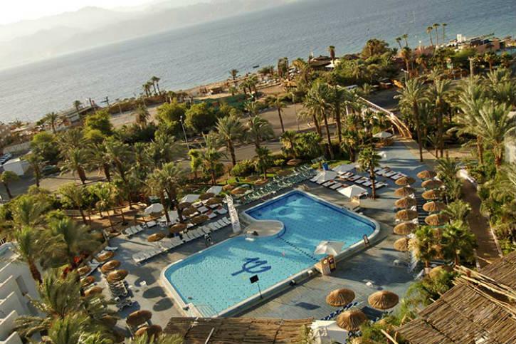 Le retour du Club Med en Israël annonçé par Henri Giscard d'Estaing.