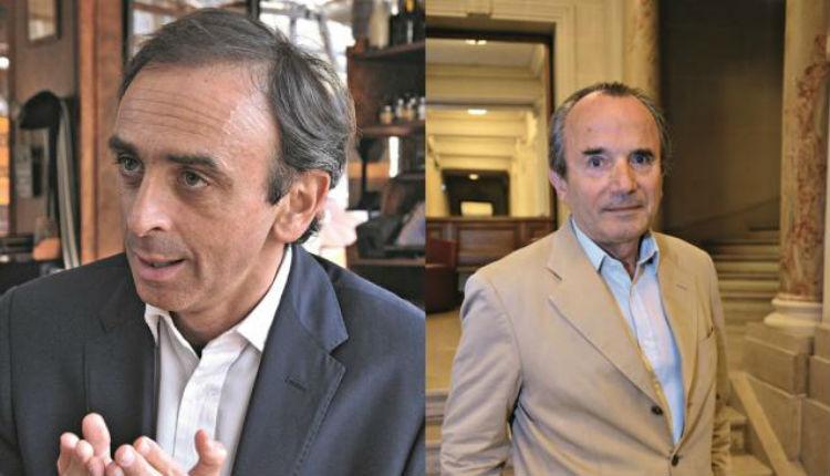 Rioufol, Bougrab, Zemmour, des résistants face à l'islamisme