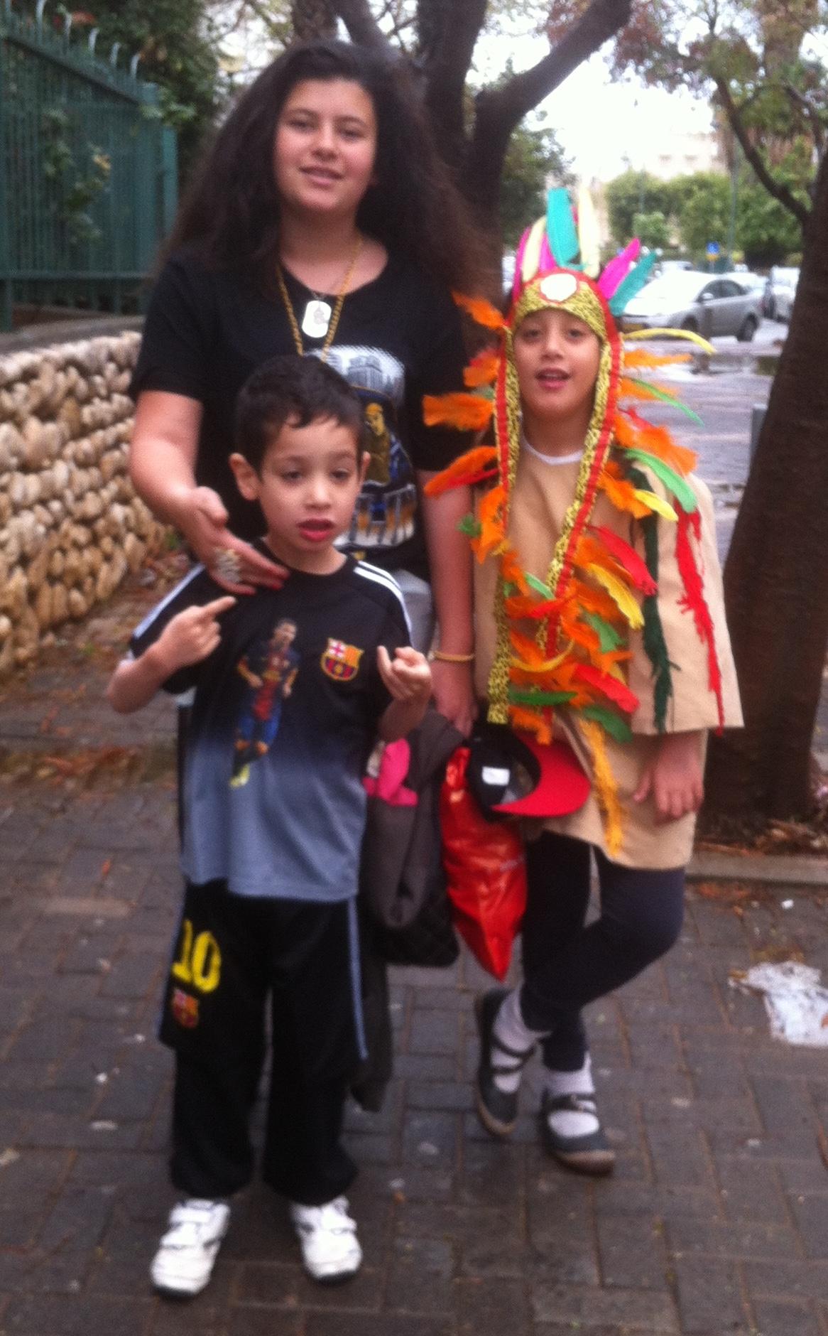 Enfants israel
