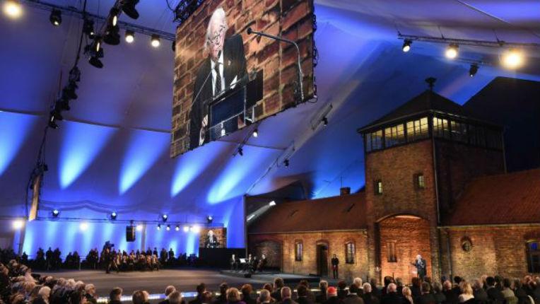 Europe commémore la libération d Auschwitz sur fond antisémitisme