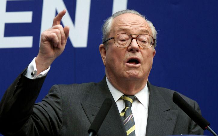 France: «moi, je suis désolé, je ne suis pas Charlie», déclare Jean-Marie Le Pen