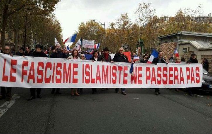 Appel au rassemblement le 18 janvier à Paris pour crier « islamistes dehors ! »