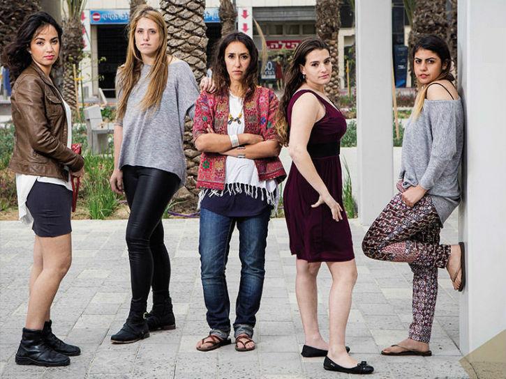 Le point commun de ces filles ? Faire partie d'une unité de l'armée israélienne