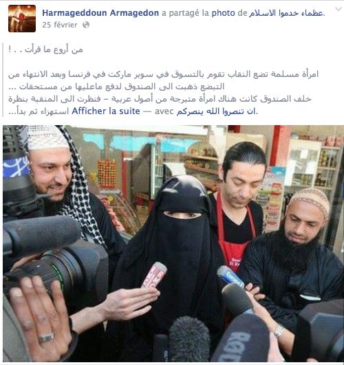 Harmageddoun Armagedon islamiste radical MCI 2