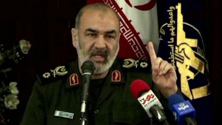 Iran général Hossein Salami