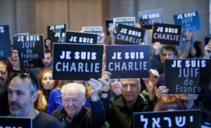 Je suis Charlie je suis Juif