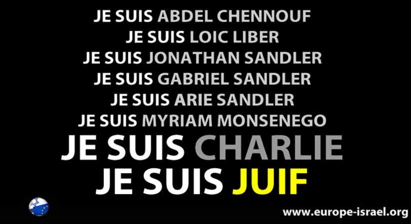 Europe Israël rend hommage à toutes les victimes de la barbarie islamiste. Nous remercions les forces de l'ordre pour leur travail exemplaire. Hommage au RAID et au GIGN
