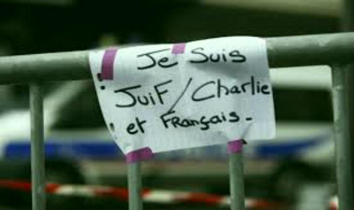 Juif charlie français
