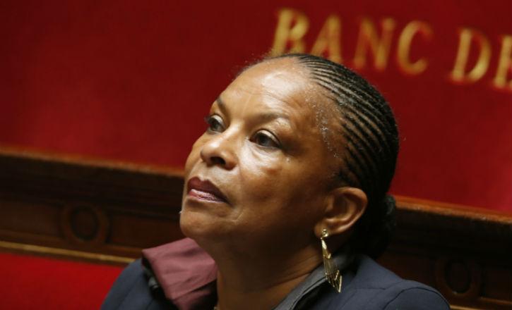 Justice Christine Taubira