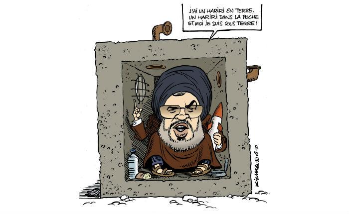 Hassan Nasrallah, chef du Hezbollah, a dénoncé les actions d'extrêmistes islamistes qui nuisent plus à l'Islam que les caricatures