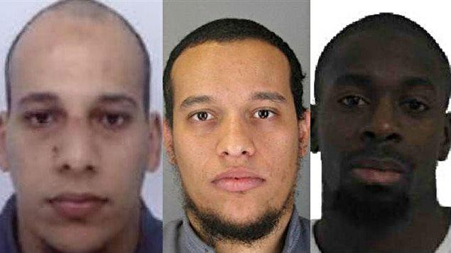 Kouachi Coulibaly terroristes islamistes