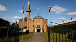 La Mosquée HZ Hatice Camii de Charleroi