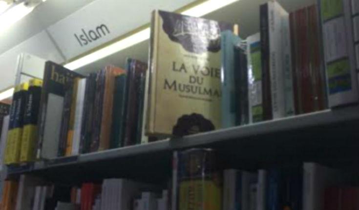 En vente à la Fnac: Livres appelant au Djihad «Il faut que tous les musulmans s'équipent d'armes pour attaquer au moment opportun»